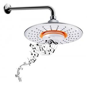 Shower Head With Speaker