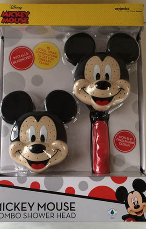 Disney Mickey Mouse Combo Shower Head Reviews