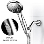 DreamSpa Ultra Luxury Hand Shower Reviews