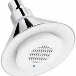KOHLER 2.5GPM Moxie Showerhead Reviews With Wireless Speaker