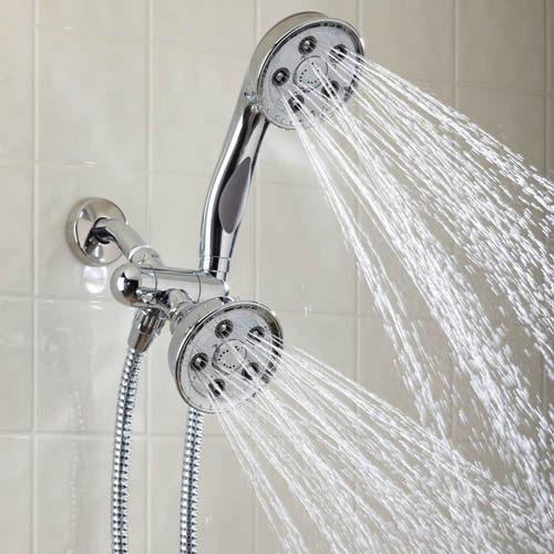 best dual shower head system reviews and buying guide